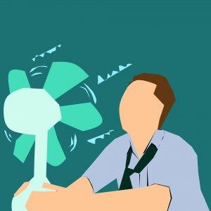 Luftkühler - eine Alternative zur herkömmlichen Klimaanlage.
